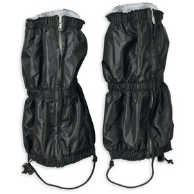 Tatonka Gaiter Ripstop short light - Guêtres - noir
